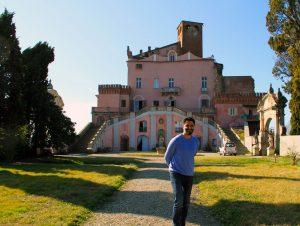 Castello di San Giorgio Monferrato - arte architettura storia e natura