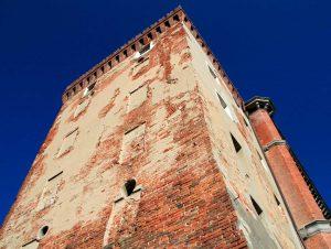 Castello di San Giorgio Monferrato - arte architettura storia e natura in un unico progetto raro e prezioso