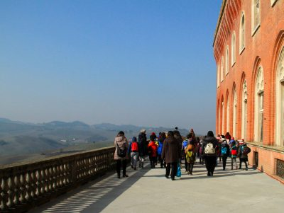 Gita scolastica al Castello di San Giorgio Monferrato