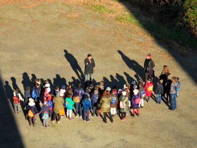 Visita guidata per bambini di scuole e centri estivi
