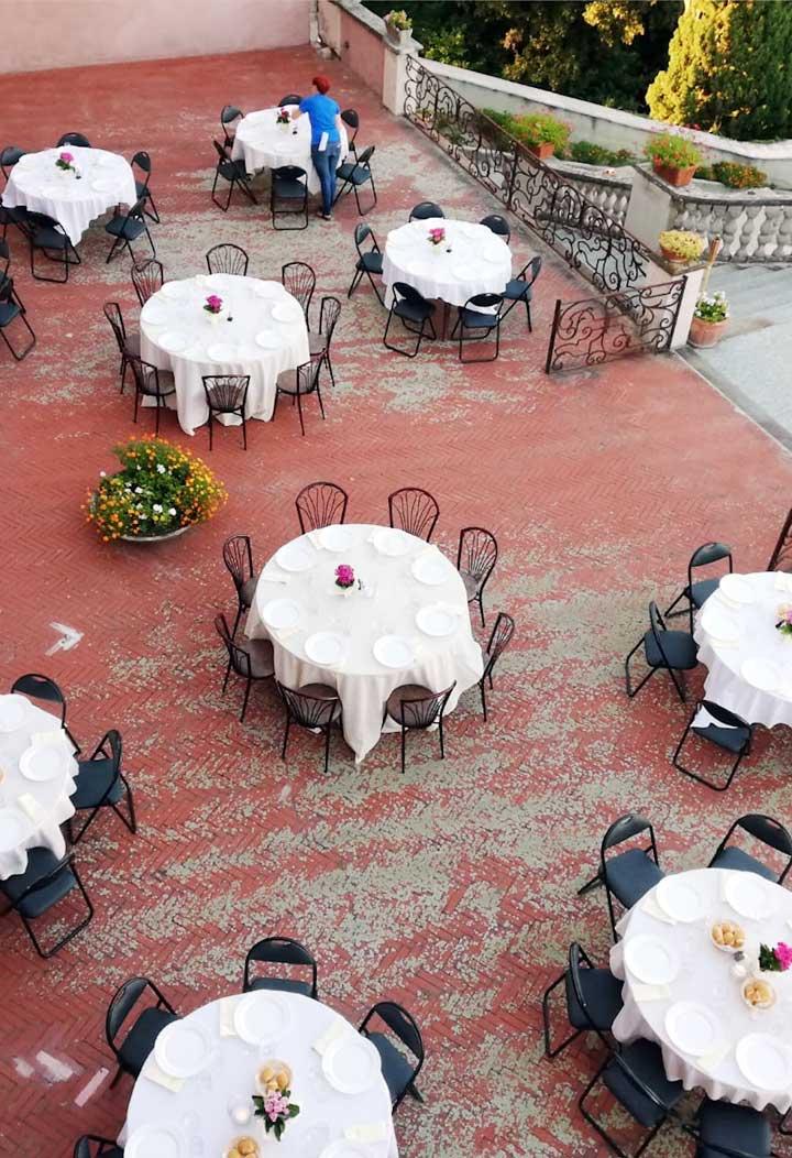 Eventi speciali al castello di San Giorgio Monferrato